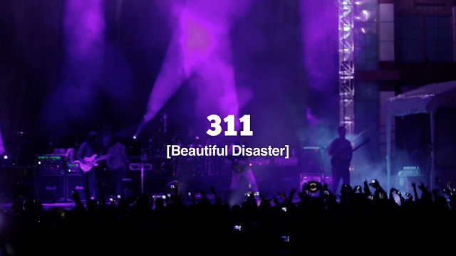 [live tv] #052 Pt. 1-2 311 - Beautiful Disaster