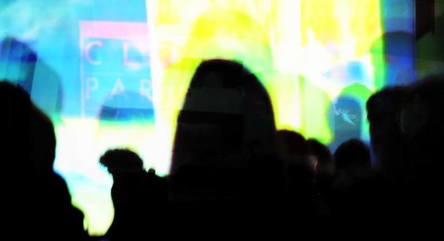 Lyonnais w/Video Bean Live performs at Get This! Gallery for SYNTHESIZ.
