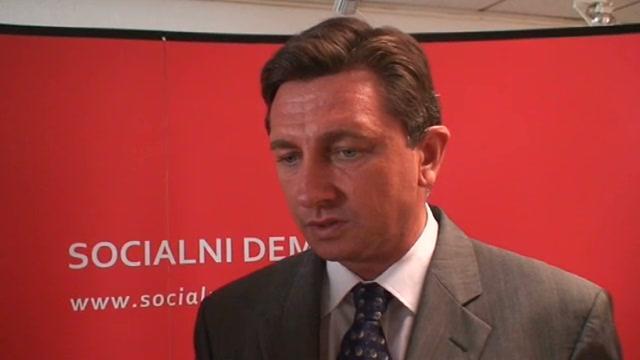(www.vest.si) Premier Borut Pahor o aktualnem 31-08-09