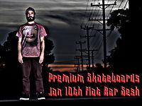 Premium Skateboards...(Jan 10th flat bar sesh)