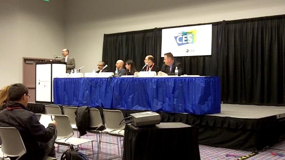 Socialize on CES Mobile Security & Privacy Panel