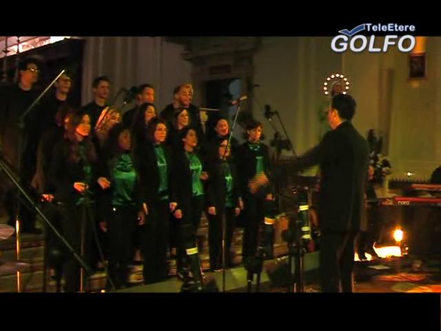 """CHRISTMAS IN GOSPEL"", concerto di Natale di beneficenza, eseguito dal coro ""SUMMERTIME GOSPEL CHOIR"