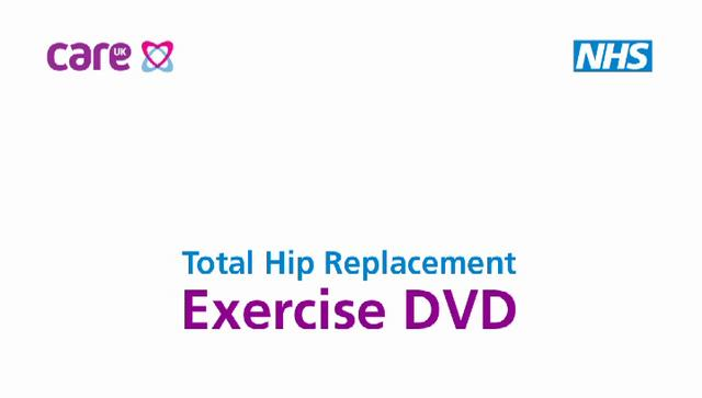 total hip replacement exercises pdf