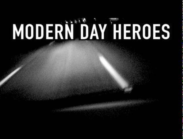 a modern day hero The hero is the person who rises to the occasion—one who others look up to as a figure of hope that the impossible is actually possible to attain from the list that follows, you will choose a modern day hero to research.