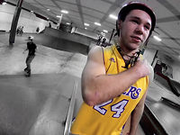 CLE is iced over, and I didn't want to use old clips, so I took some hot shots of Ryan Sibbio at Chenga 2 for Dave Lang's Create Originals 30 second joint.  Thanks, Remz Scribe F&L  Filmed/Edited: Mike Gags Song: Apathy-Anyday (instrumental)