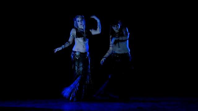 Angelina and Sally at Ya Helwa