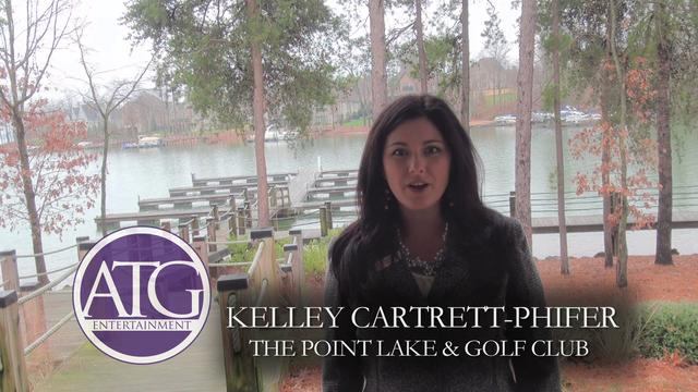 Kelley from The Point is ALWAYS CONFIDENT recommending ATG!