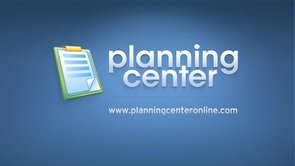 Planning Center Online - A Guided Tour