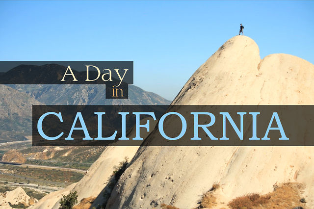 A Day in California