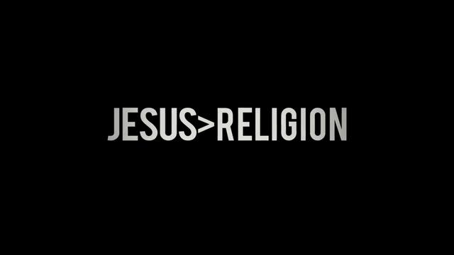 why i hate religion but love A poem i wrote to highlight the difference between jesus and false religion in the scriptures jesus received the most opposition from the most religious people of his day.