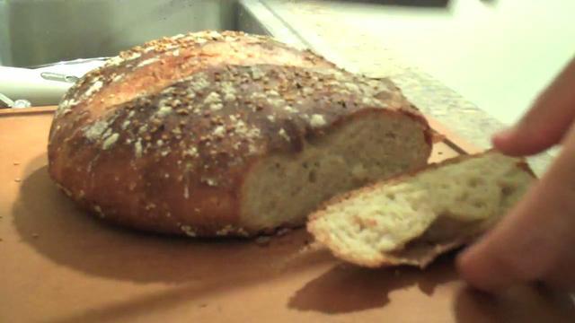 Dutch Oven Steam Bread