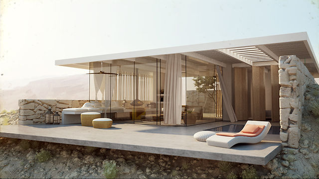 Desert Villa - Architecture Visualization on Vimeo