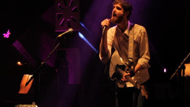Evening Hymns - Lanterns (live @ Transmusicales de Rennes)