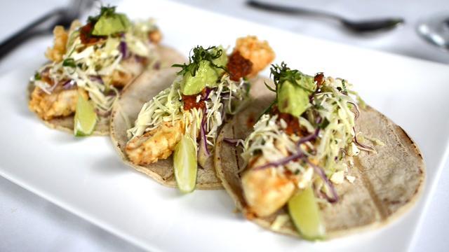 fish tacos baja fish tacos recept yummly baja fish tacos spicy tempura ...