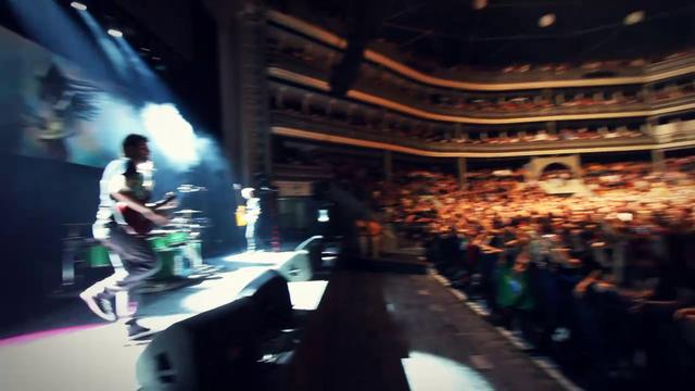 KANDIA - SUPPORT ACT FOR WITHIN TEMPTATION @ COLISEUS - PORTUGAL - Camera Operator, Editing and Motion Graphics - 2011