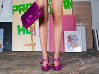 MINNA PARIKKA S/S 2012 COLLECTION HEARTBEATS