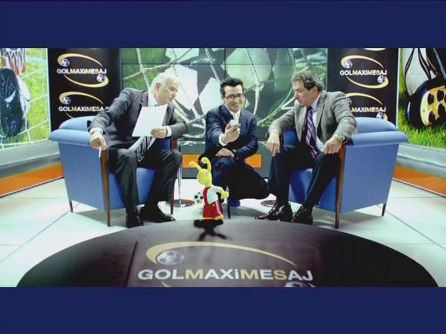 "Turkcell ""Golmaximesaj"" / Commercials"