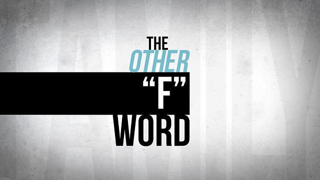 the other f word Listen to the other f word: conversations about failure episodes free, on demand stories of success are everywhere, hoping to inspire us but they so often leave us feeling inadequate in contrast, failure is commonplace we fail at diets, marriages, jobs, parenting, and so much more yet from failure can come growth,.
