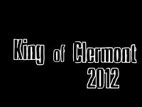 King of Clermont 2012