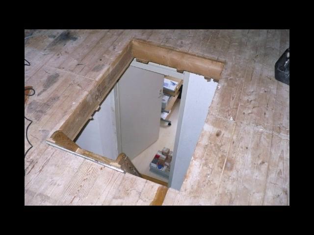 Vaste trap naar zolder on vimeo for Van vlizo naar vaste trap