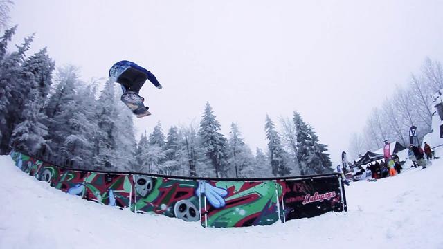 Lulagoga Snowpark Opening Jam - Biały Krzyż
