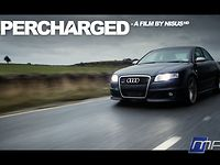 MRCTUNING SUPERCHARGED B7 RS4