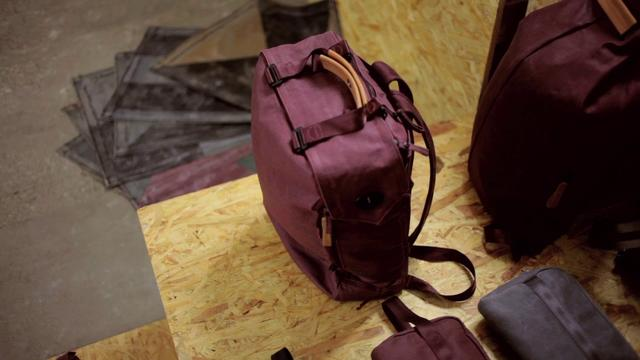Watch | Qwstion Bags Autumn/Winter 2012 – Preview