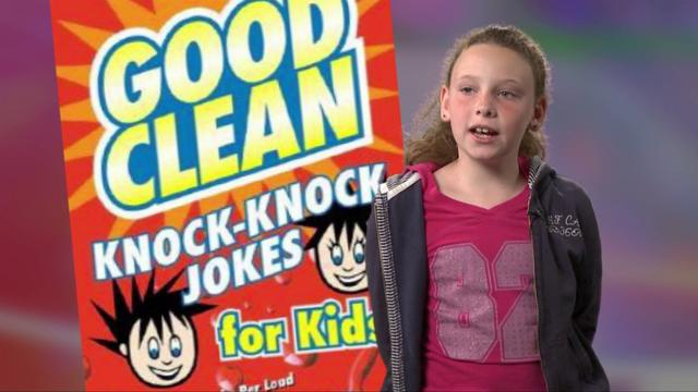 KidsVIEW on Books: Good Clean Knock Knock Jokes for Kids on Vimeo