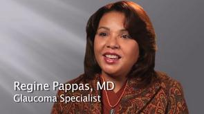 Dr. Regine Pappas Discusses the Decision to Perform Canaloplasty on Her Mom