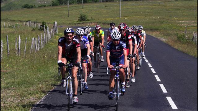 Rennradtouren 2012