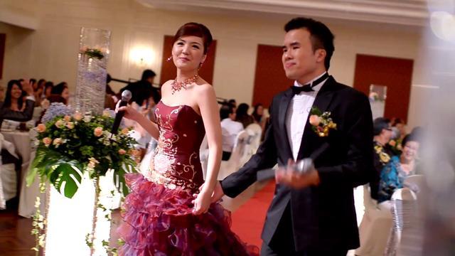 Sarah Low and Caleb Tan Wedding Cinematography