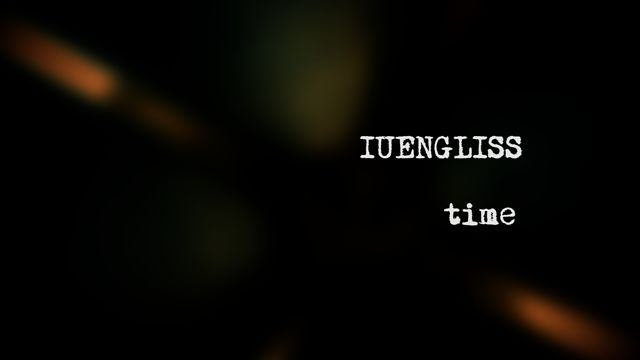 Iuengliss - Time