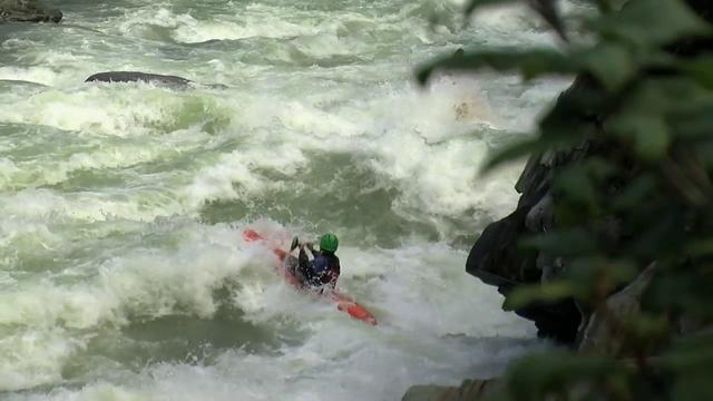 Kayak Adventure in Siberia