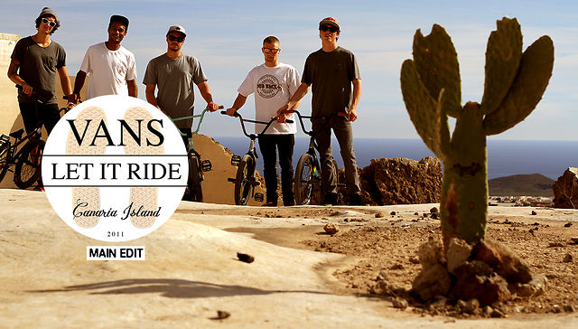 VANS LET IT RIDE CANARIA - MAIN EDIT