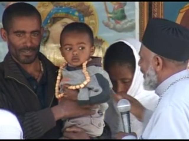 Ethiopian Orthodox Tewahedo - Memehir Girma Wondimu - vcd 16 - part B