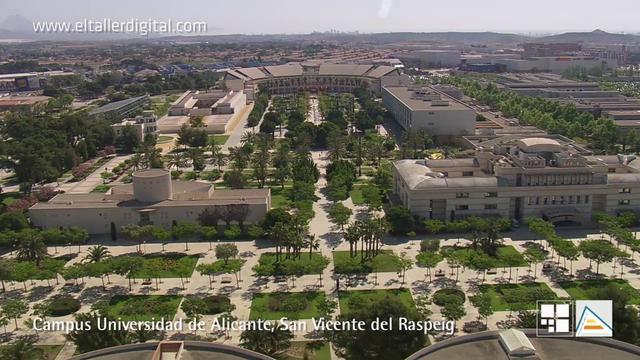 Аэропорты барселоны аликанте университет