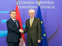 Meeting with Prime Minister of Hungary, Viktor ORBAN