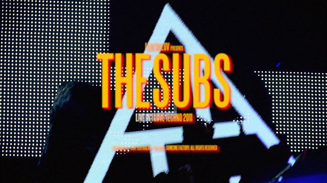THE SUBS / ILT 2011 (REPORT)