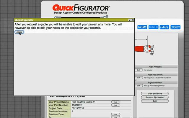 QuickFigurator: Making Revisions