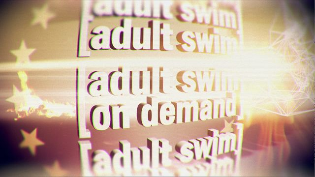 New Adult Swim VOD bumper #1