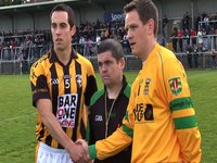 Crossmaglen Lose in Armagh SFC 2009