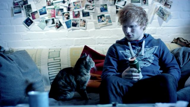 Ed Sheeran - Drunk