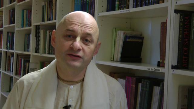 Bhaktavasa Govinda dasa - Overview of BG 3 online