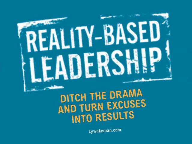 Cy Wakeman Webinar Series - Ditch the Drama and Become a Highly Valued Employee