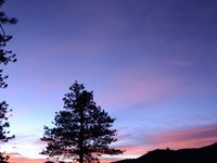 Sunrise, Indian Hills Co 1/21/12