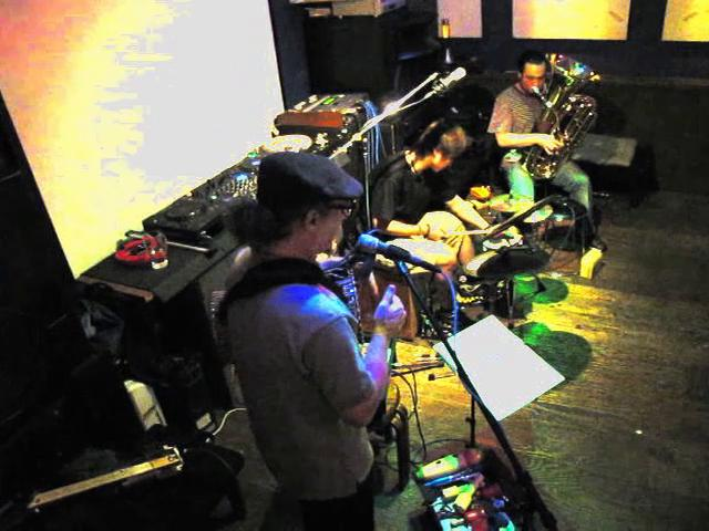 Lonesome Whistle (Smoke Benders live, 9/28/2011)