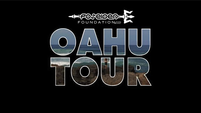 UNDEREXPOSED Teaser / Poseiden Foundation Oahu Tour 2012