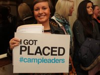 Camp Leaders Job Fair Manchester - Placed!!!