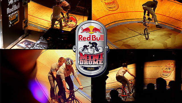 red bull minidrome paris on vimeo. Black Bedroom Furniture Sets. Home Design Ideas