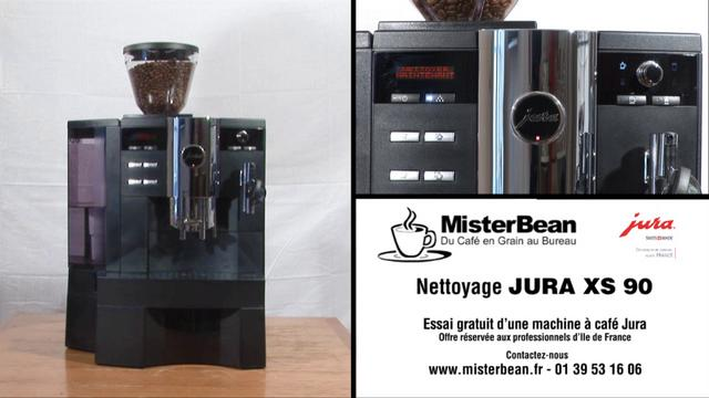 jura xs90 nettoyage location machine caf on vimeo. Black Bedroom Furniture Sets. Home Design Ideas